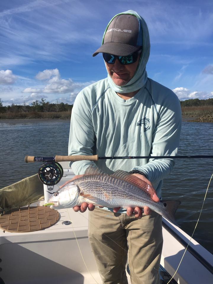 fly fishing south Carolina
