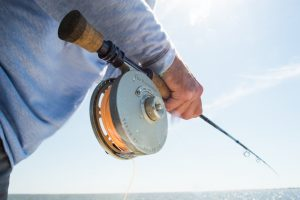 fly fishing winyah bay- north inlet