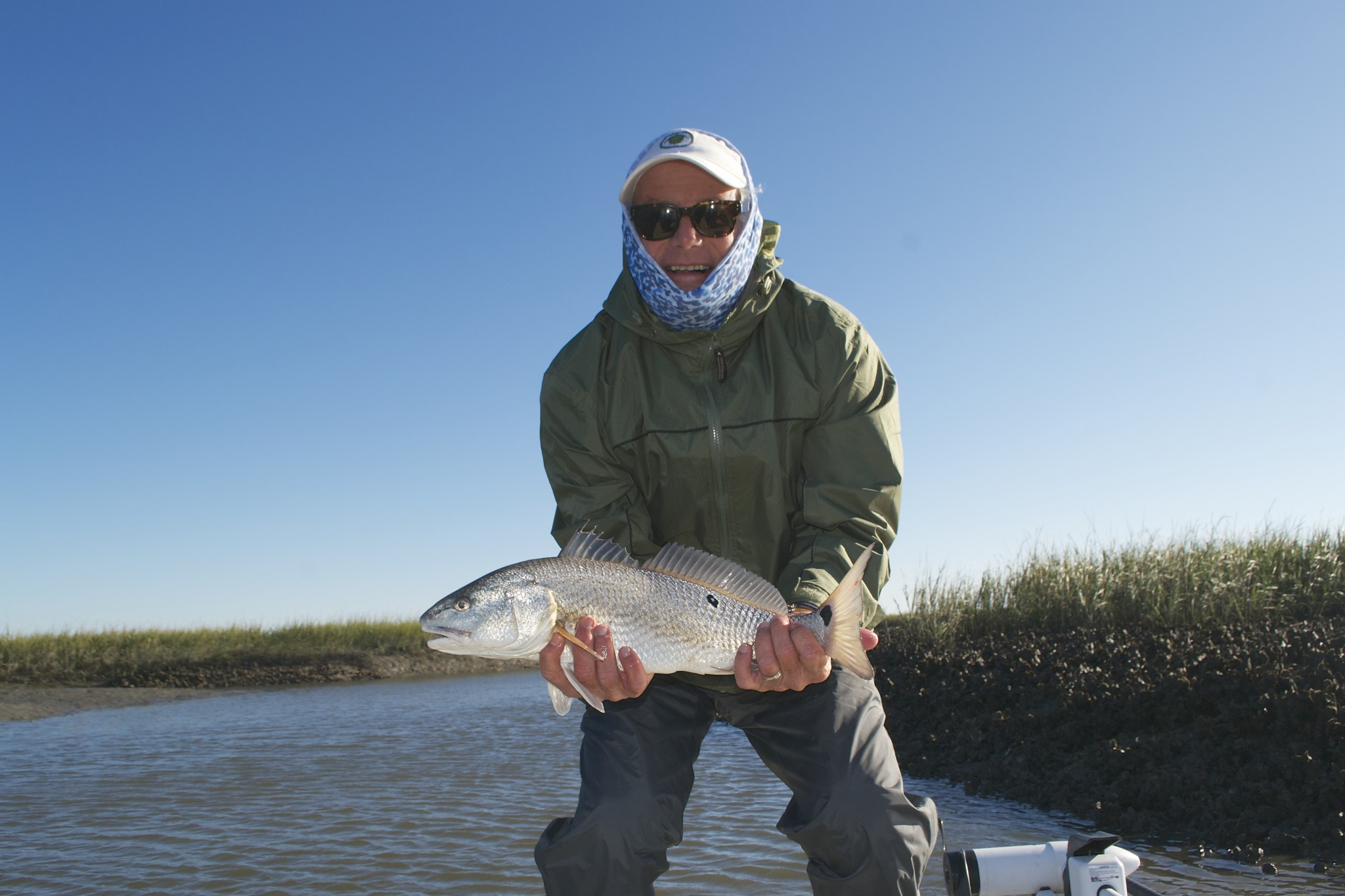 Red Drum - Speckled Sea Trout Fishing