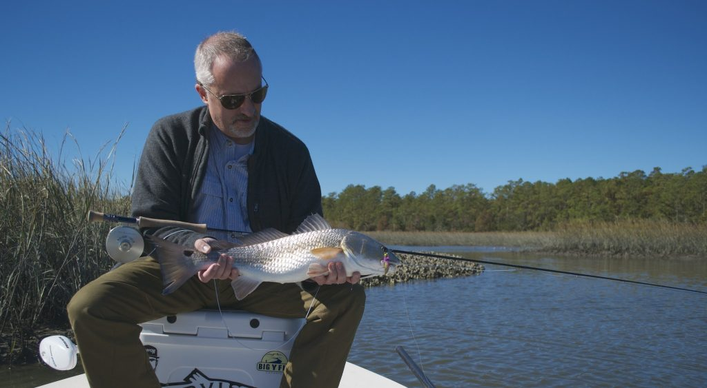 Fly fishing guide- pawleys Island