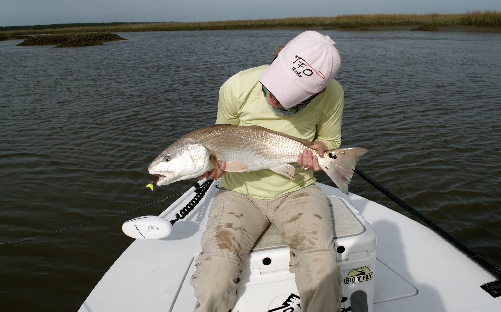 Myrtle beach fishing charters early spring living for Myrtle beach fishing guides