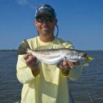 Speckled Sea trout fishing