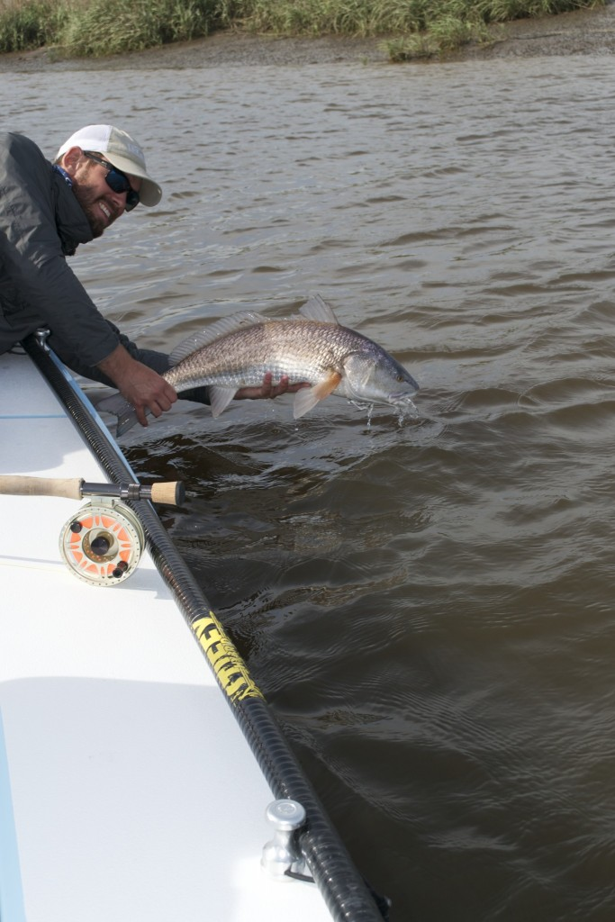 fly fishing charters in pawleys island