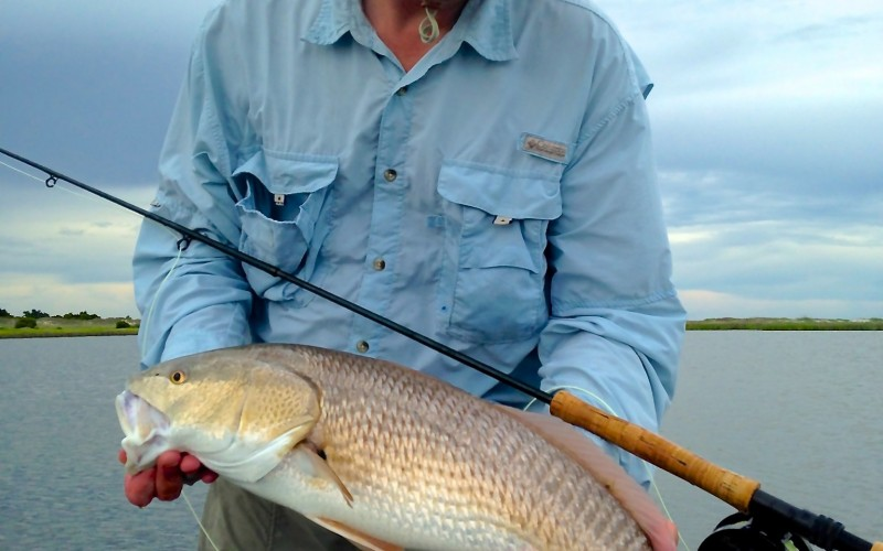 Salt water fly fishing in south carolina for South carolina saltwater fishing