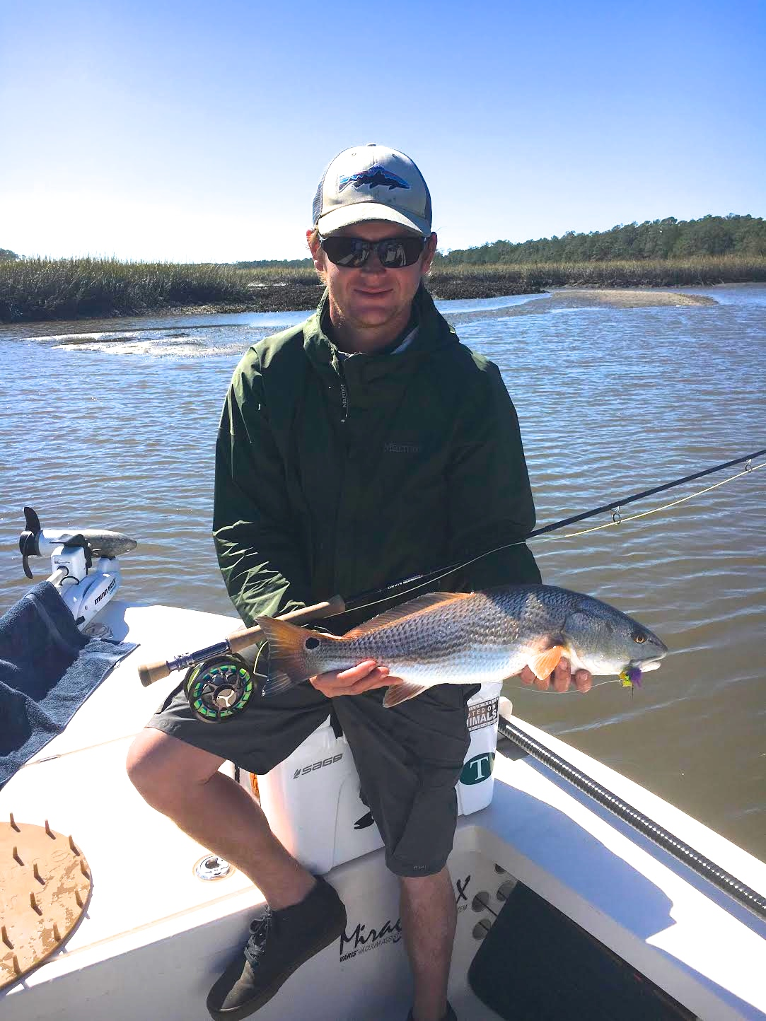 Fly Fishing Report -georgetown sc