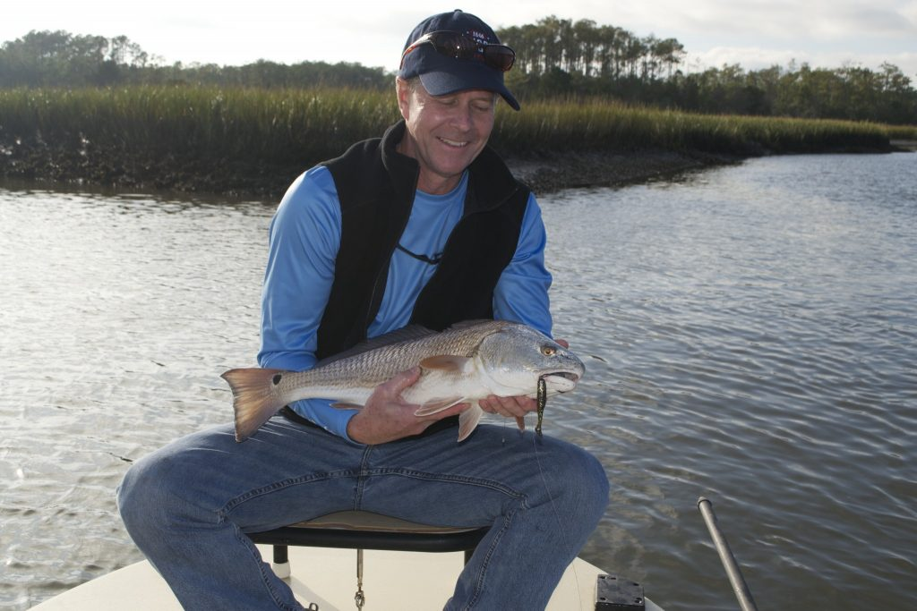 pawleys Island fishing guide