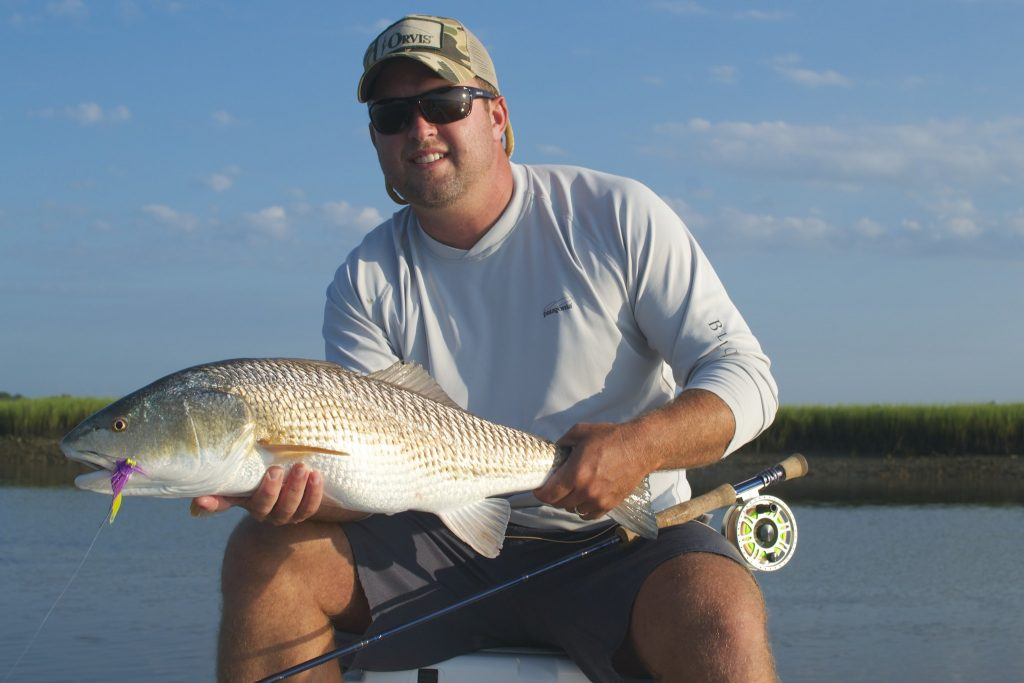 FLY FISHING -REDFISH
