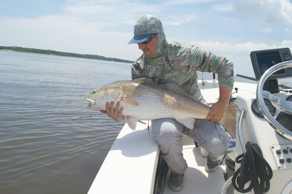 pawleys island fishing report-