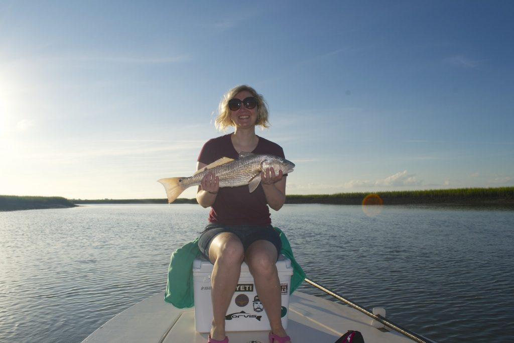 pawleys island fishing charter