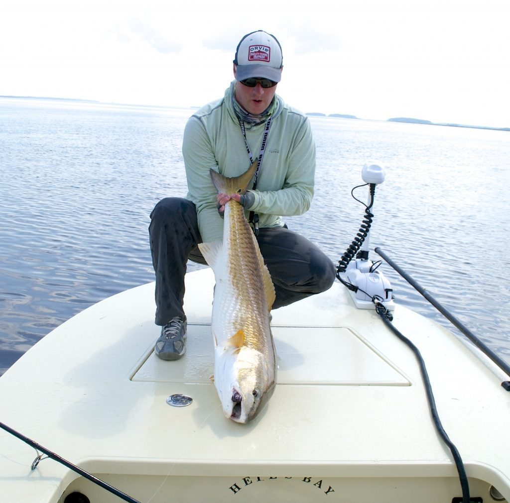 Pawleys Island fishing charters- Redfish