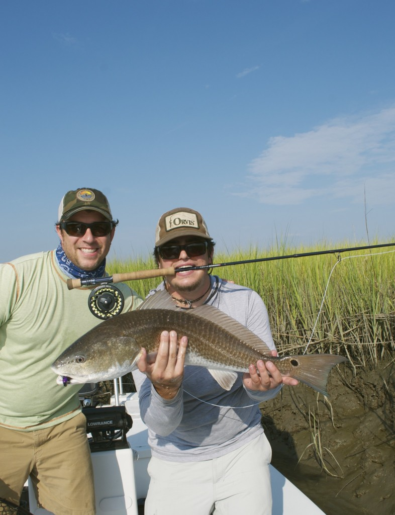 fly fishing Georgetown SC