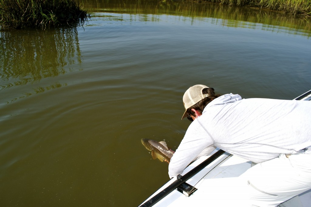 Myrtle Beach Fishing Charters-fly fishing -orvis