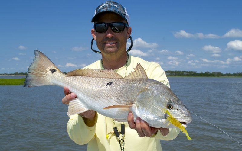 South Carolina's Prize Inshore Game Fish