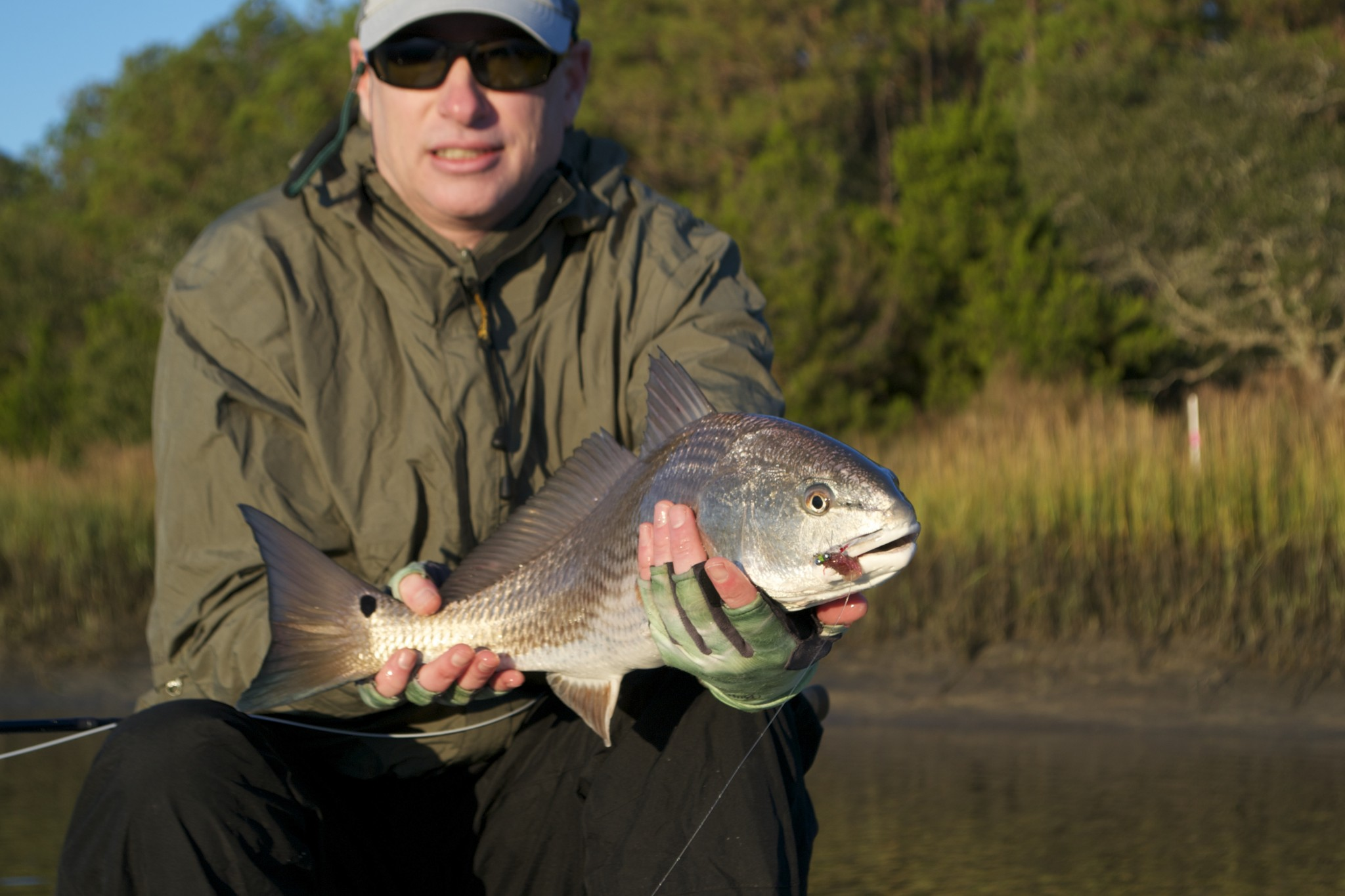 fly fishing pawleys island
