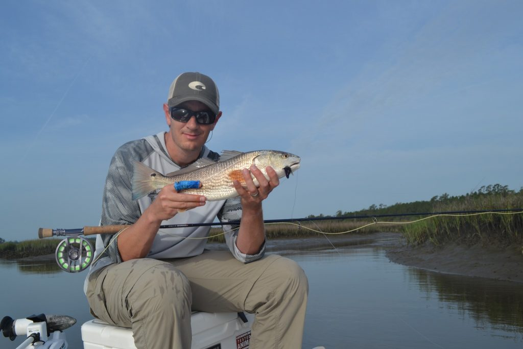 FLY FISHING GUIDE -MYRTLE BEACH