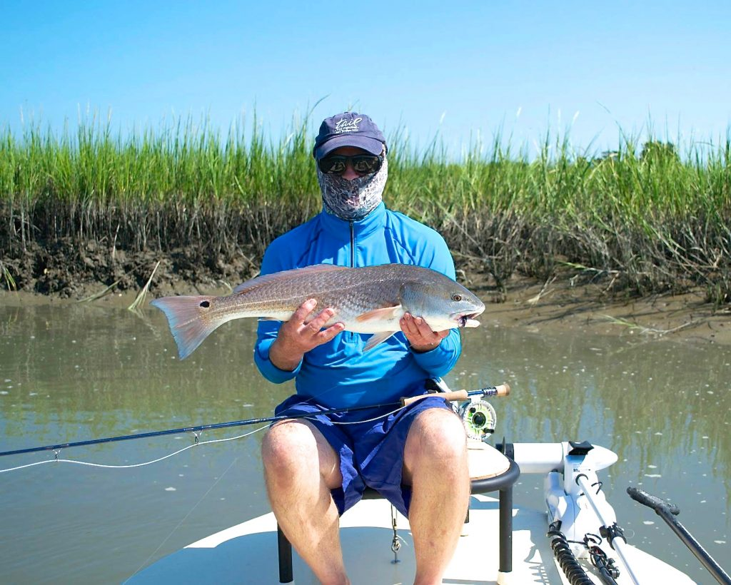 Hell's Bay Professional - Pawleys Island fishing