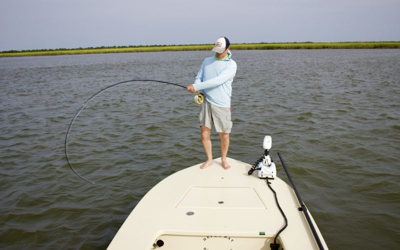 HOT SUMMER FISHING ON PAWLEYS ISLAND SC