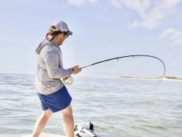Fishing for South Carolina Tarpon