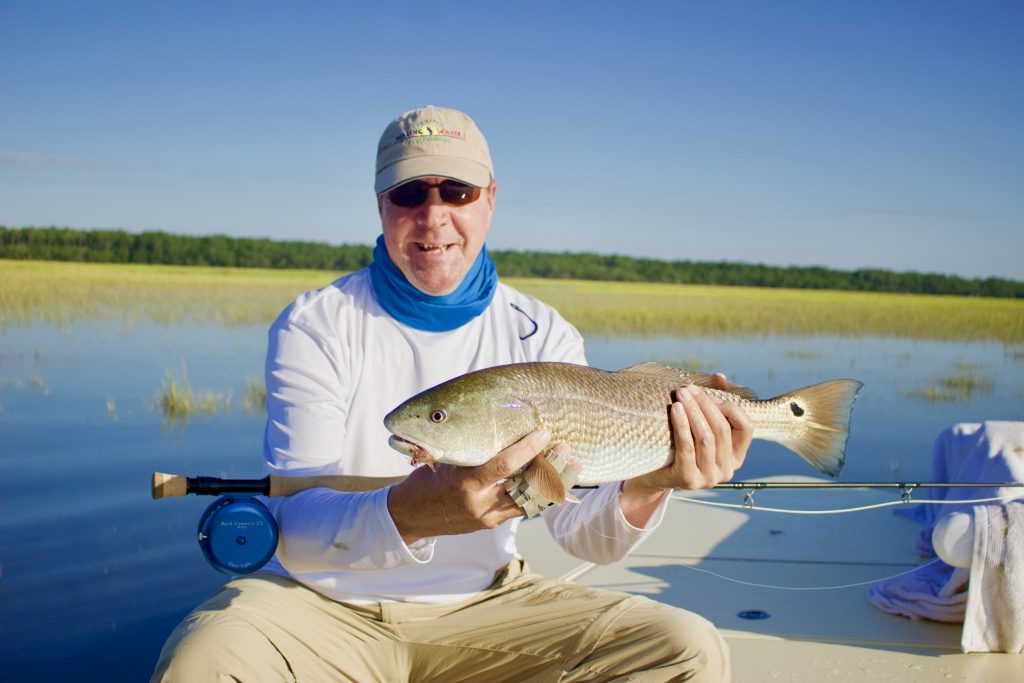 flod tide Redfish
