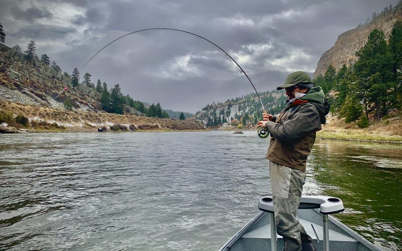 Best Fly Rod for Fishing Montana